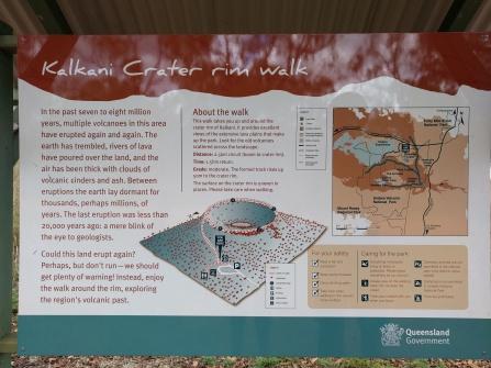 Kalkani Crater